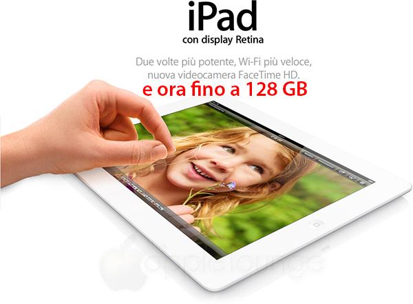 iPad 128GB