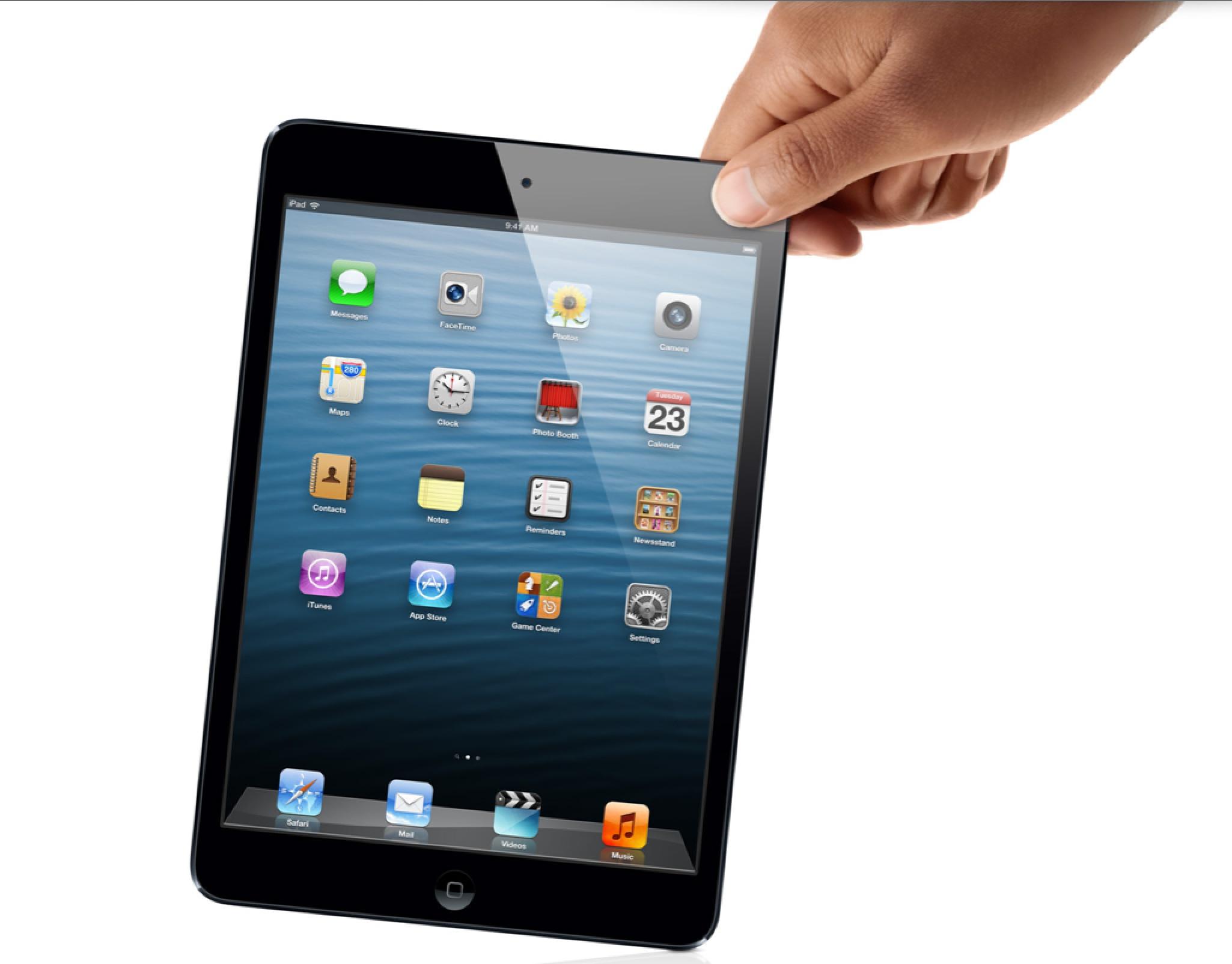 "iPad Mini Retina Display 2013: nome in codice ""J85"""
