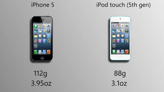 iPhone 5 iPod Touch