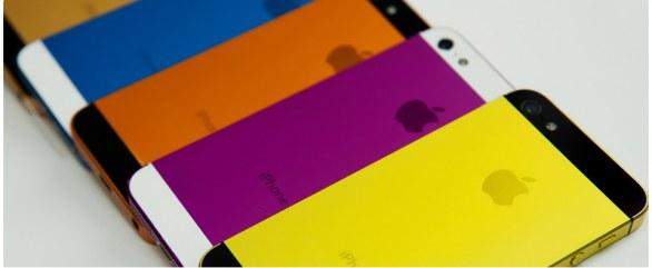 iphone 5 scocca colorata