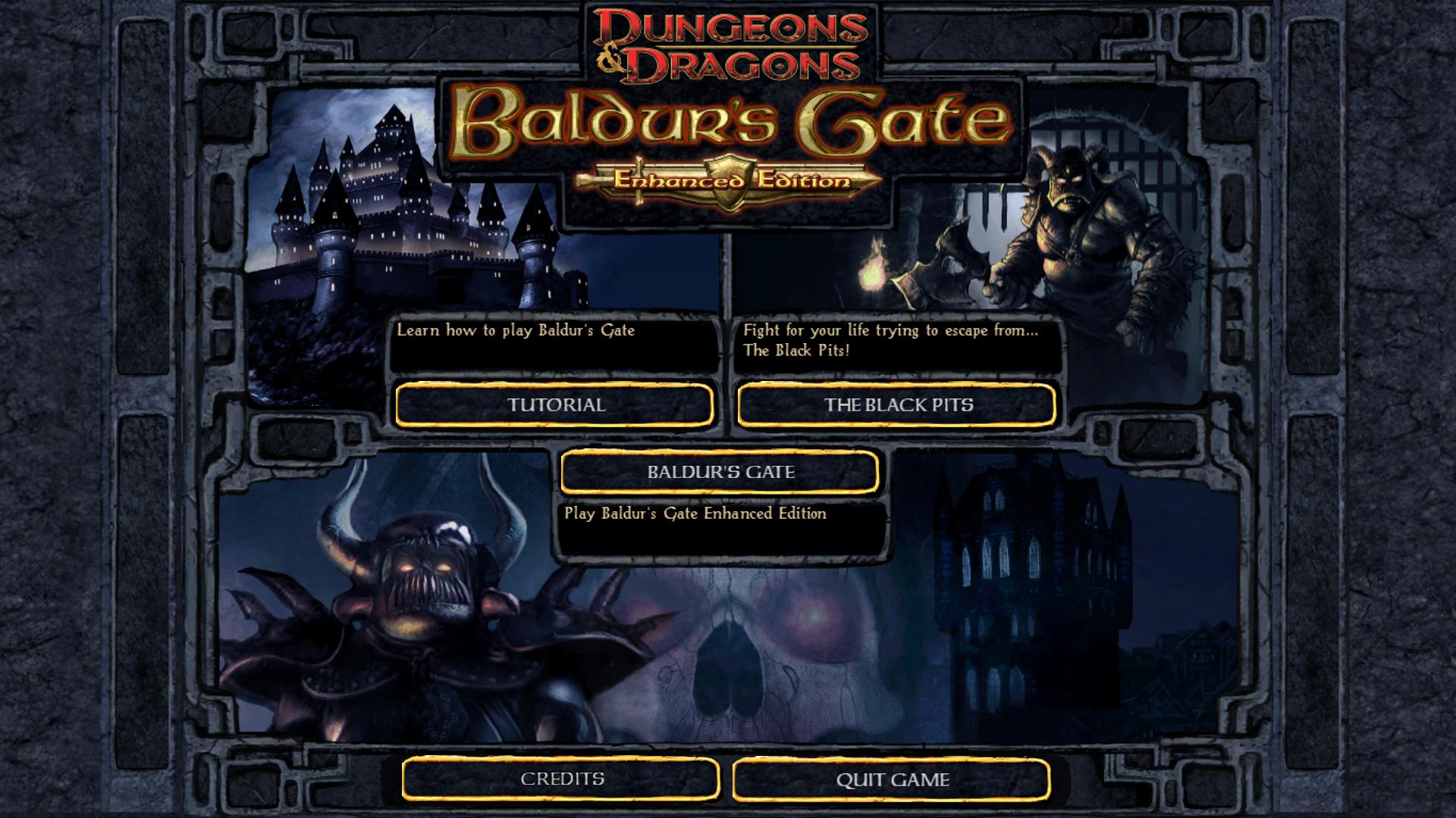 Baldur's Gate : Enhanced Edition , disponibile su Mac dal 22 Febbraio