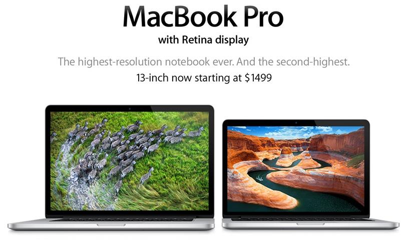 MacBook Pro Sconti