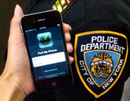 apple collabora con polizia