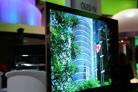 OLED TV Apple
