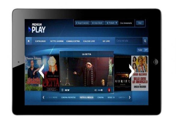 Premium Play iPad