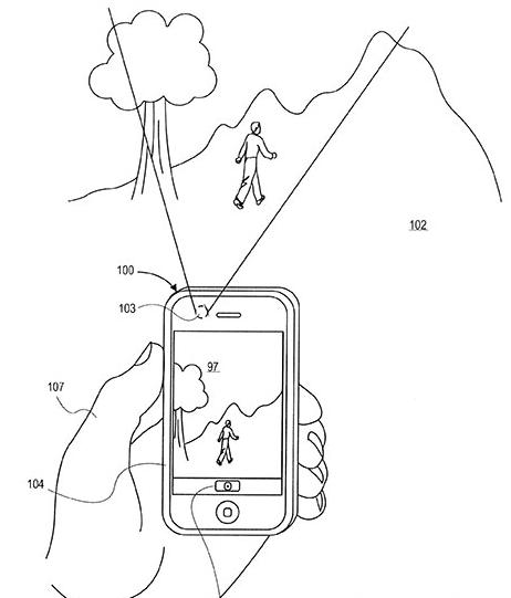 brevetto Apple hdr foto