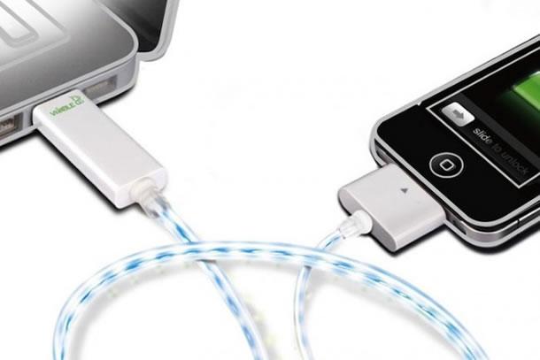 Apple Store: in commercio il nuovo cavo lightning usb da 50 cm