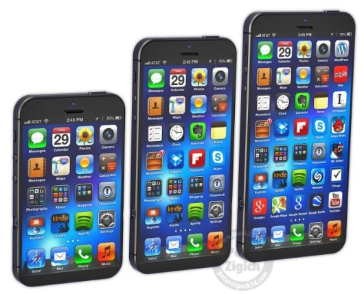 iPhone 6: nuovo concept