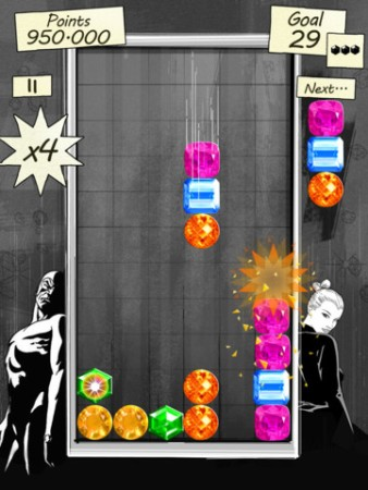 Diabolik Gems: il gioco arriva su App Store