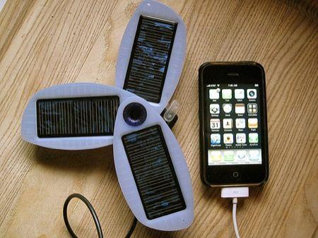 iPhone energia solare