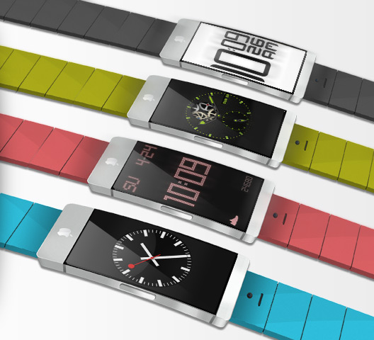 iWatch Apple concept