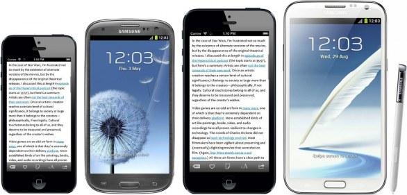 mockup iphone plus