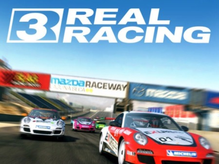 Real Racing 3: arriva su App Store per iPad e iPhone
