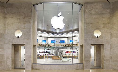 Apple Store: possibile apertura all'interno del nuovo stadio di Tor di Valle