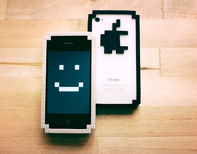 Big Big Pixel: cover vintage per iPhone e iPad