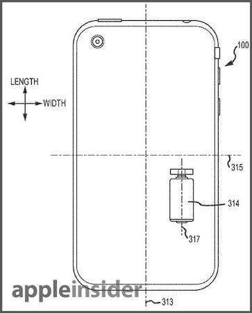 Brevetto-iPhone anti-caduta