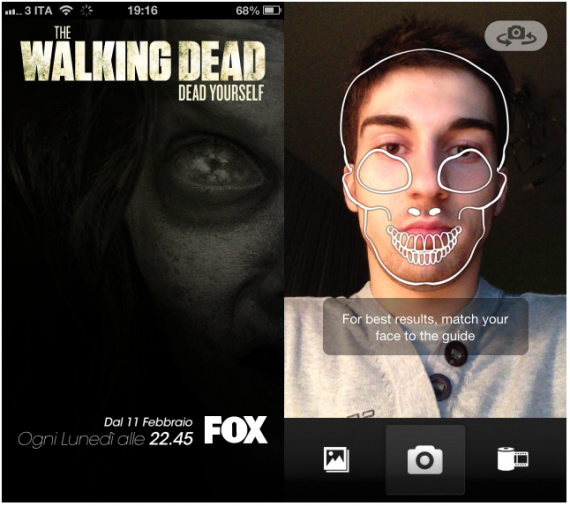 App Store: arriva l'app di The Walking Dead