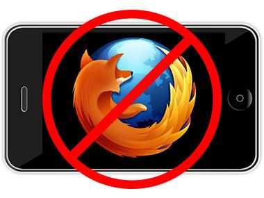 """Firefox: Mozilla accusa Apple """"troppo hi-tec per Cupertino"""""""