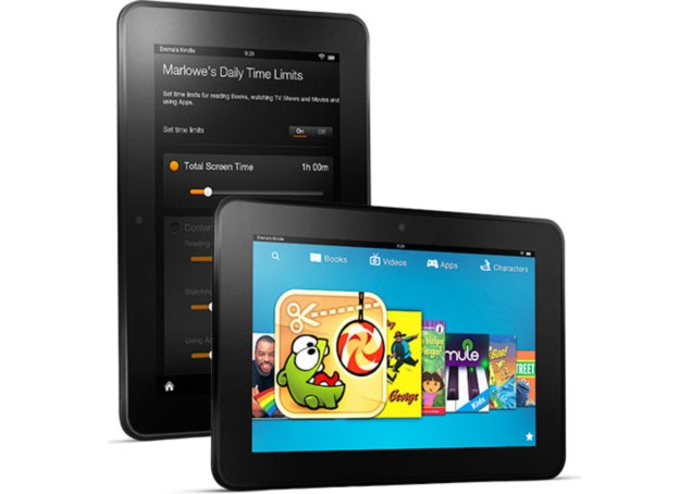 "Amazon: ""attenta Apple, arriva il Kindle Fire HD 8.9"""