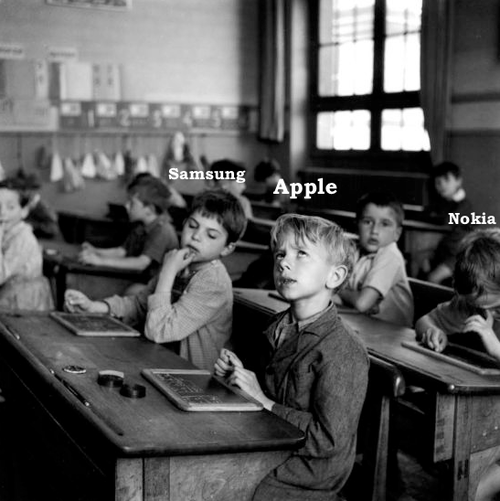 """Apple vs Samsung: Nokia """"quelli di Cupertino hanno ragione"""""""