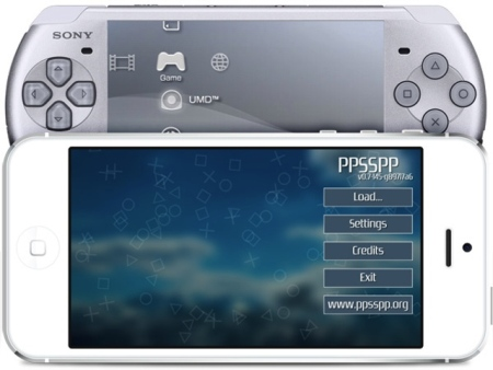Cydia: arriva PPSSPP, simulatore PSP per iPhone