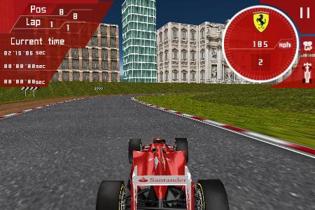 Scuderia Ferrari Race 2013: arriva il nuovissimo gioco per iPhone e iPod