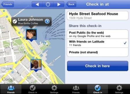 google-maps iphone