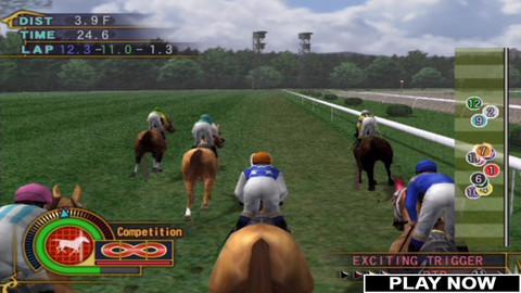 ios horse racing