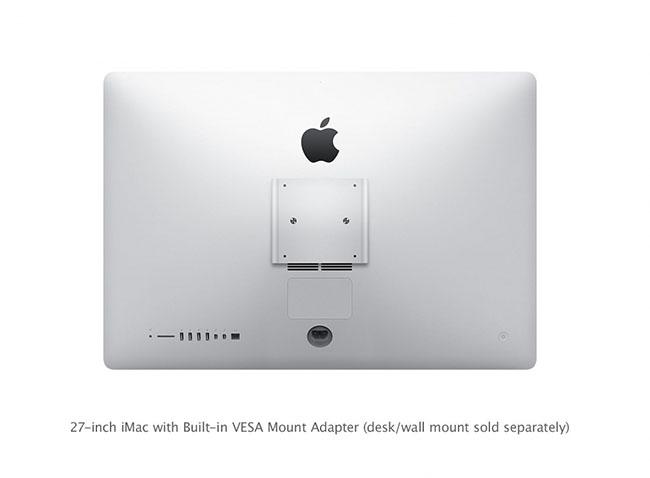 Apple Store Italia: disponibile il nuovo Mac con supporto VESA