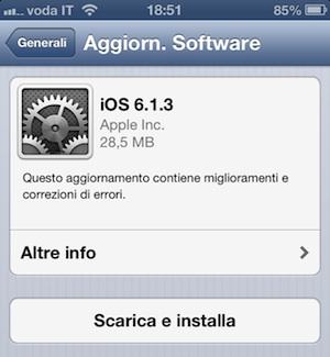Nuova falla al Lockscreen su iOS 6.1.3