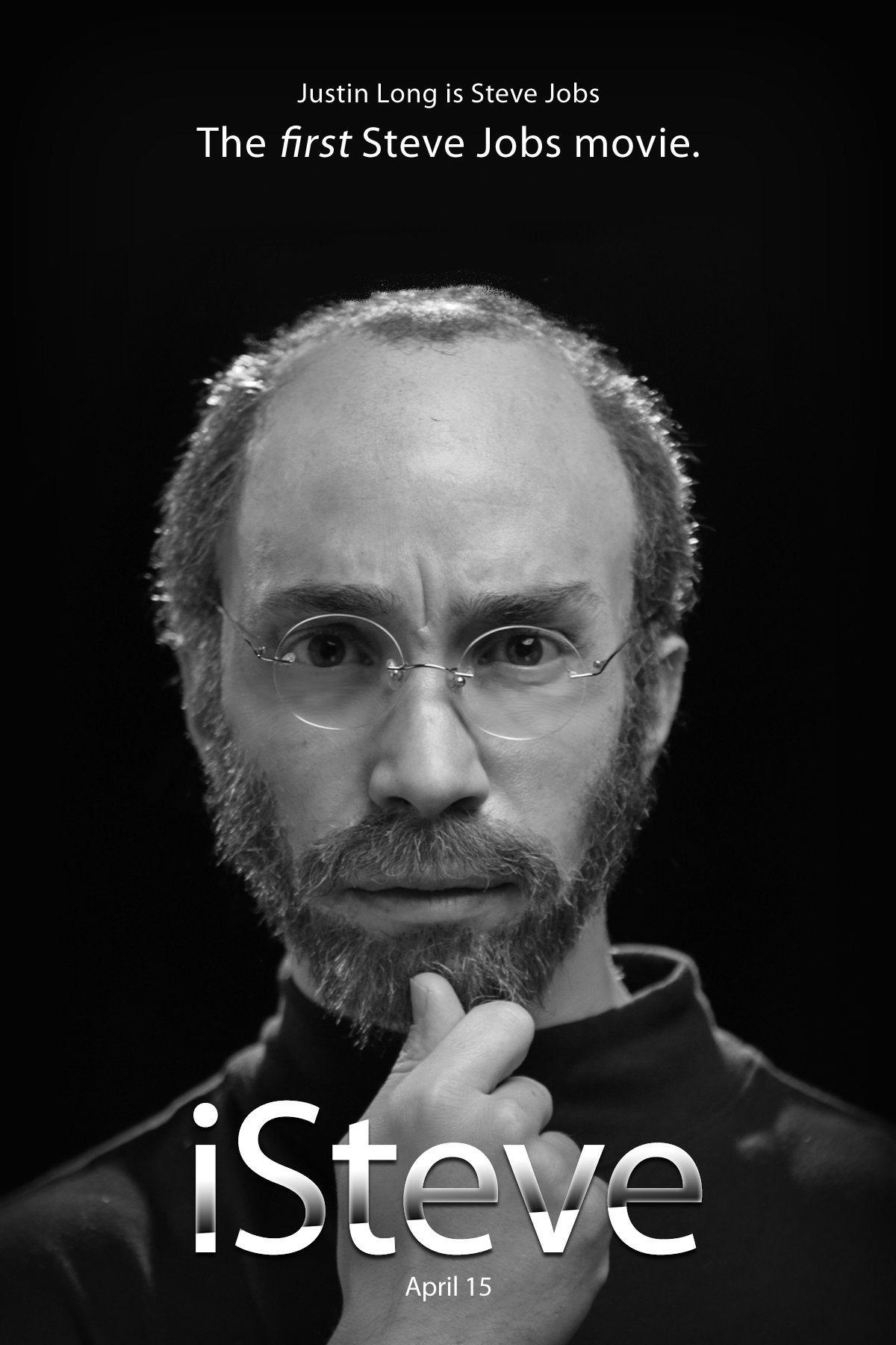 iSteve: il 15 Aprile online un film comico su Steve Jobs