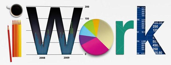 iWork logo