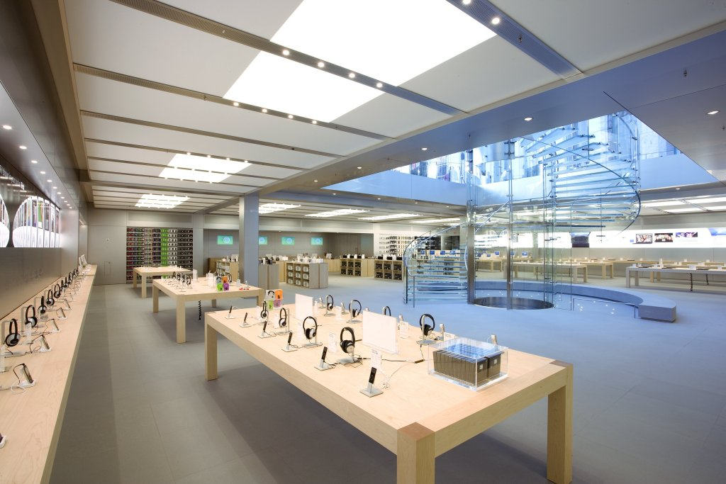 apple store pechino