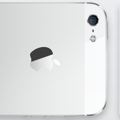 Apple iPhone Logo