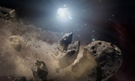 Apple collabora con NASA