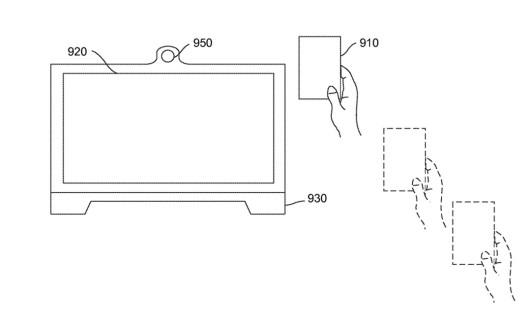 Brevetto-Apple-trasferimento-file-Mac iPhone