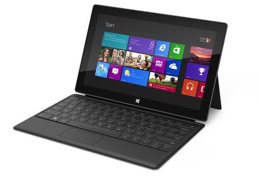 Microsoft Surface Apple