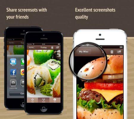 Screenshoter: app per screenshot in remoto