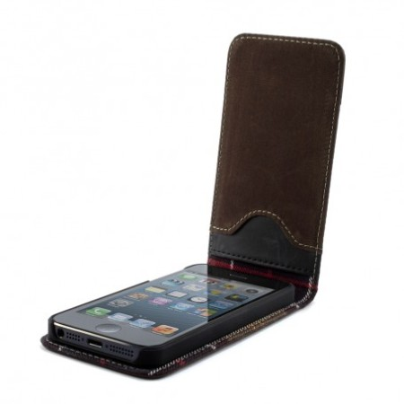 Barbour: firma eleganti custodie per iPhone e iPad