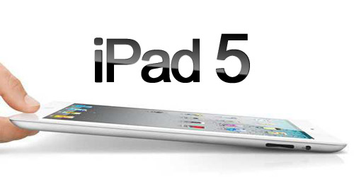 iPad 5 Apple