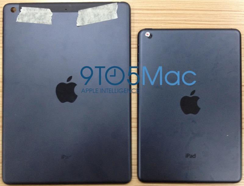 iPad 5 back