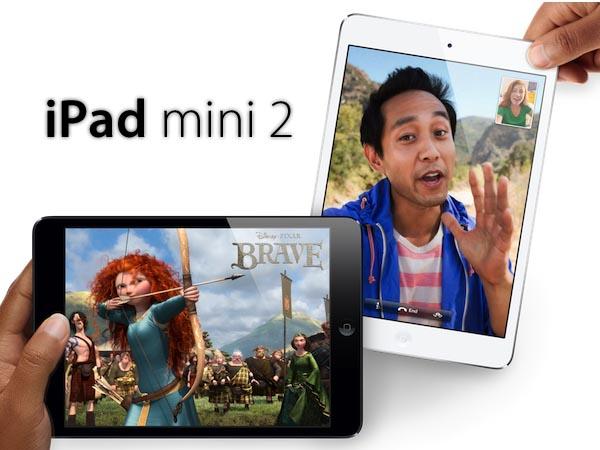 iPad mini 2: nuove indiscrezioni sull'uscita