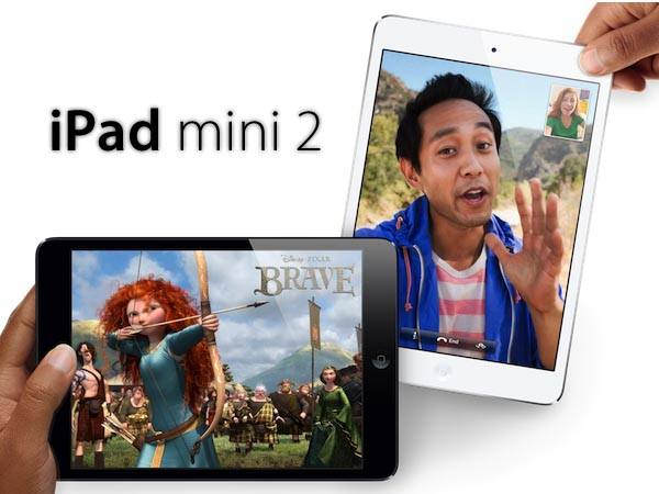 iPad mini 2: le novità a cui pensa Apple
