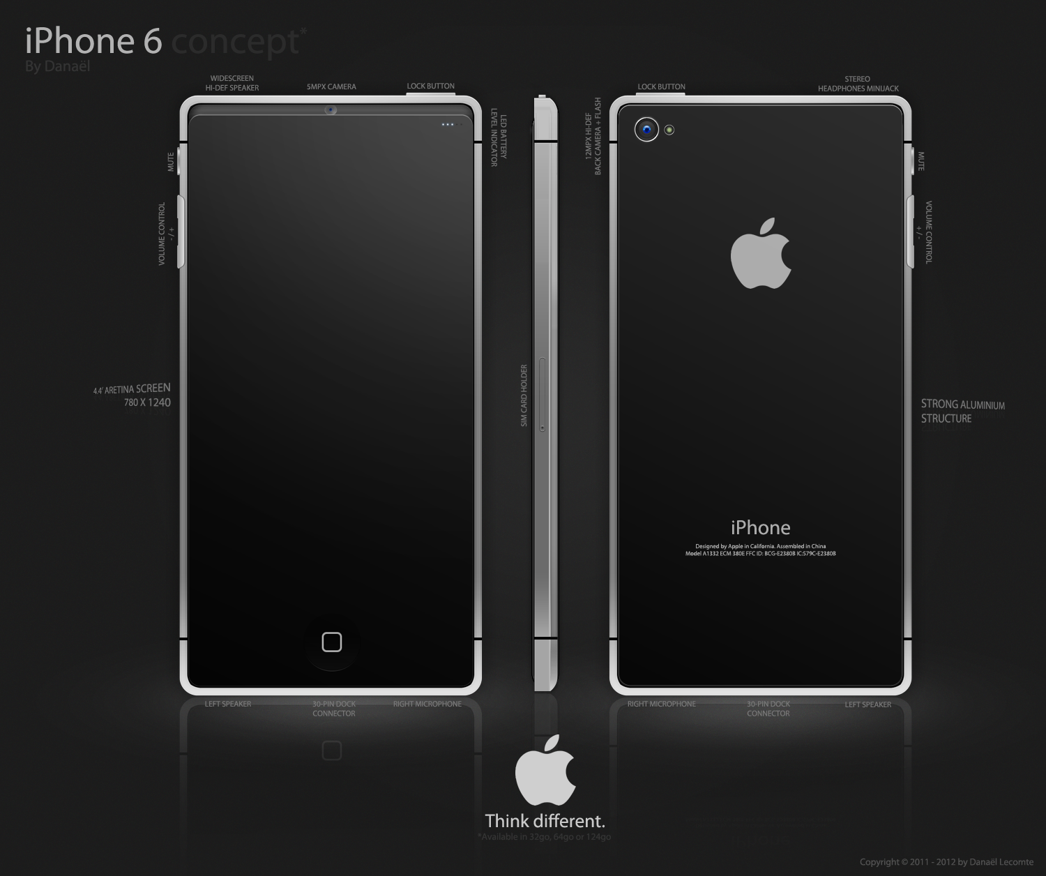 iPhone 6 Trump concept