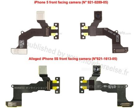 iPhone 5s o iPhone 6: in rete spunta la foto della fotocamera frontale