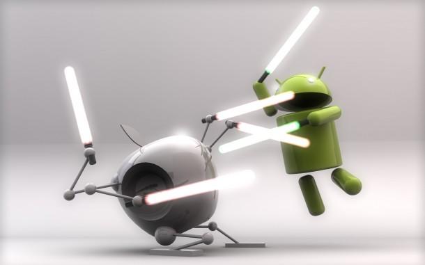 Apple vs Samsung: Google deve svelare il codice segreto Android