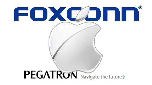Foxconn Apple Pegatron
