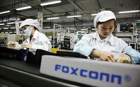 foxconn apple