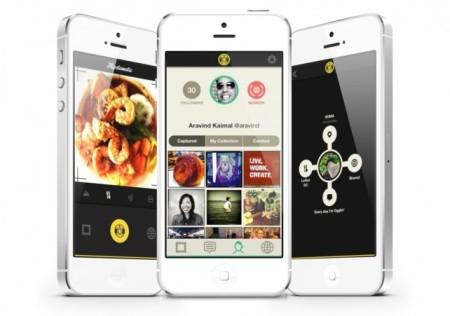 app fotografia iOS