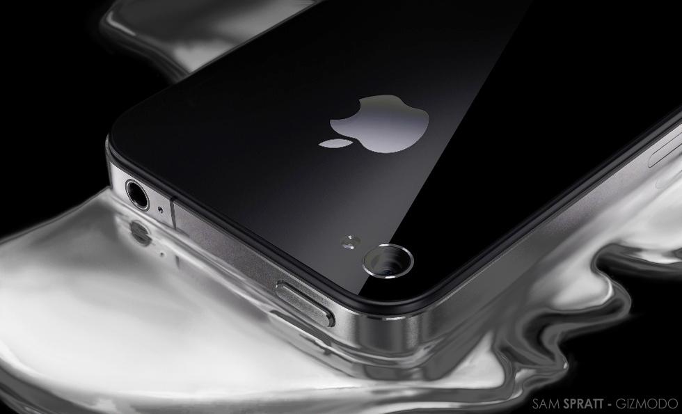 Liquidmetal iPhone Apple